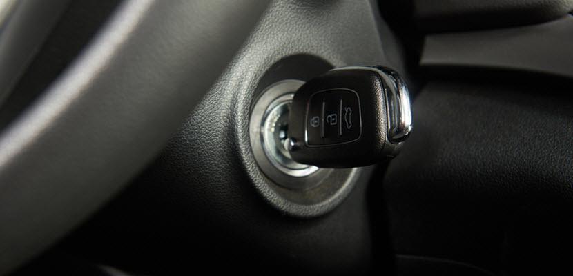 Porsche Ignition Key
