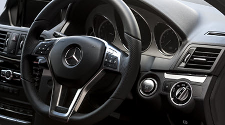 Mercedes Benz E200 AC Vent